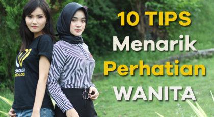 10 Tips Menarik Perhatian Wanita Cantik Meski Tampangmu Pas-pasan